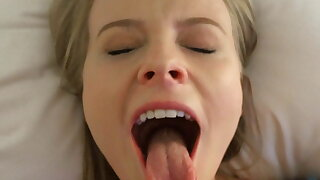 Paris POV Fuck and Facial cumshot