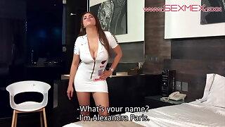 Audition of Alexandra Paris