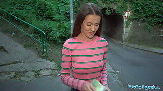 Public Agent Sybil Kailena wonders into the path of a stud