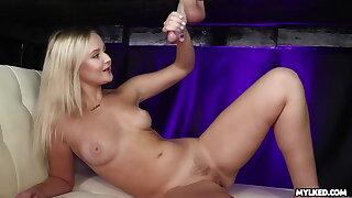 Cum Ropes for Natalia