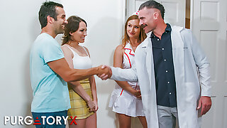 PURGATORYX Fertility Clinic Vol 1 Part 1 with Lily & Skylar