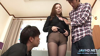 Real Japanese Group Hump Uncensored Vol