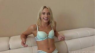 18 Naughty Blonde