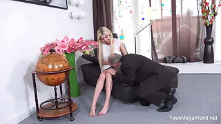 TeenMegaWorld -Furia- Naughty babe seduced by her old uncle