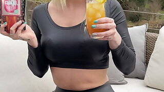 Lara CumKitten - Promo FAN69 Cocktails 2021
