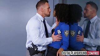 DigitalPlayground - Manager Bitches Episode 1 (Misty Stone, Johnny Castle)