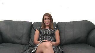 Ultra-cute Youthfull Pierced And Tattooed Girl Brandi Gets Butt Fucked