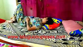 Telugu Aunty In Bedroom Full HD Xxx Fucking With Cumshot
