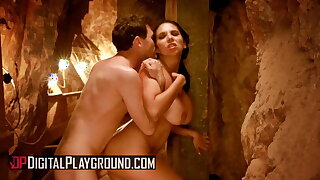 James Deen and Missy Martinez - Mineshaft - Scene 2