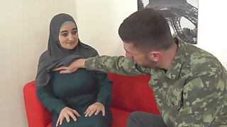 Muslim mummy Pays for Service with her Body