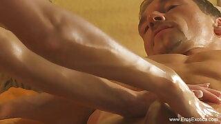 Turkish Massage Time With Golden Blonde MILF – Sex