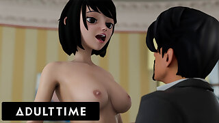 Hentai Stepdaughter Fucks Her Stepdad Out Of Spite