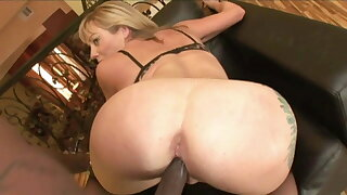 Hot Mom loves to take a Black Huge Cock in her ASS