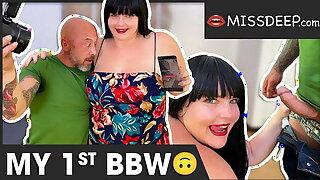 BBW!!! Gross, massive is so horny: SAMANTHA KISS - MISSDEEP.com
