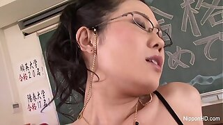 Chinese Teacher Gets Fucked