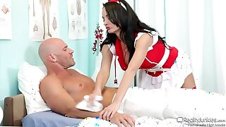 Alektra Blue Is A Horny Nurse