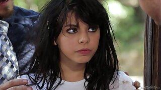 Horny Teen From The Woods - Gina Valentina