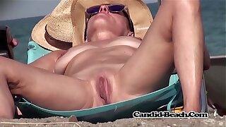 Amateur Nudist Nude Milfs Spycam SpyCam Hidden Beach
