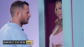 Pornstars Like it Big  - (Olivia Austin, Scott Nails) - All Dolled Up Gonzo Edition - Brazzers