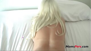 Son Puts His Cock Inside Mother- Anna Nicole West
